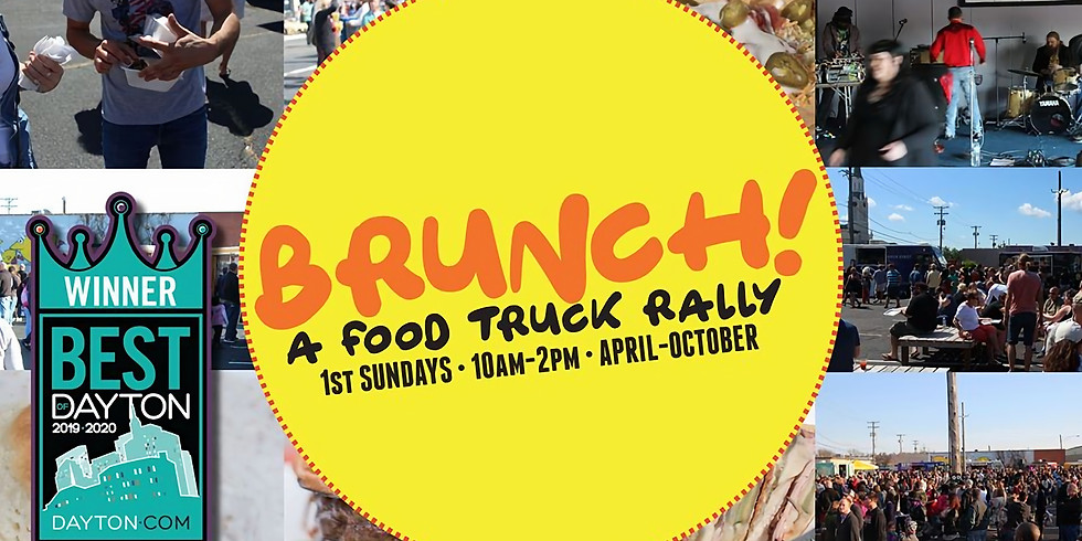 Brunch! A Food Truck Rally - April 5