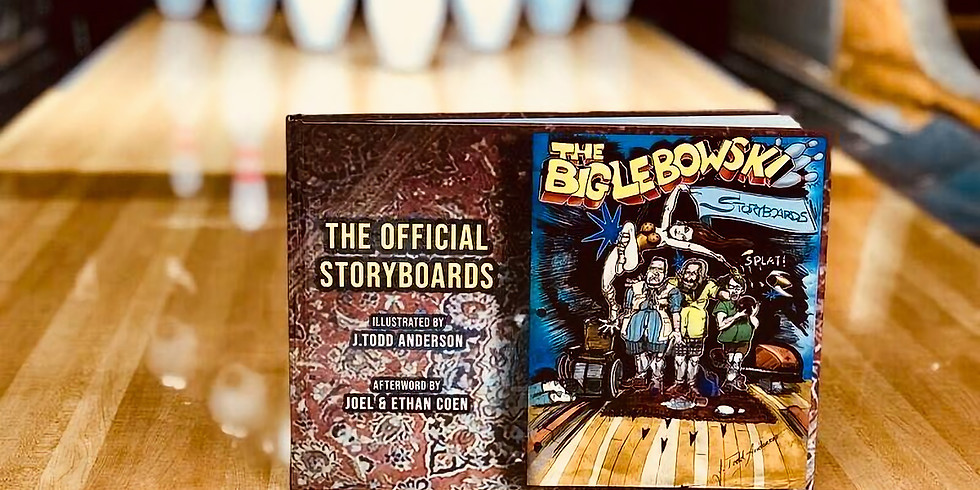 Big Lebowski Storyboard Book Release and Screening