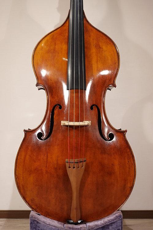 Hungarian double bass