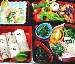 小平地野菜弁当