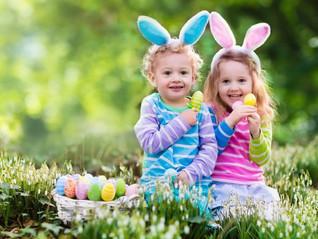 5 Dicas para animar a Páscoa do seu pequeno 🐰🐾