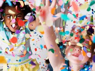 FAÇA VOCÊ MESMO: Lançador de confetes.🎉