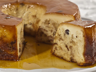 Prepare um delicioso Pudim de Panetone.