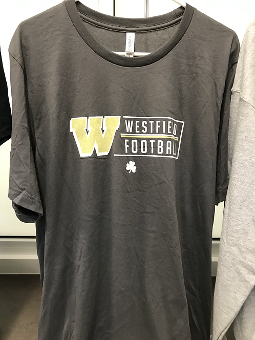 "Gold ""W"" Westfield Football"