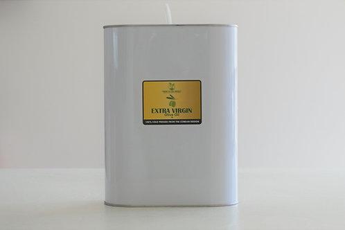 2 x 5litre Tins of Extra Virgin Cobram Olive Oil