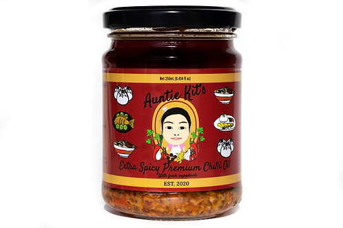 Extra Spicy Chilli Oil