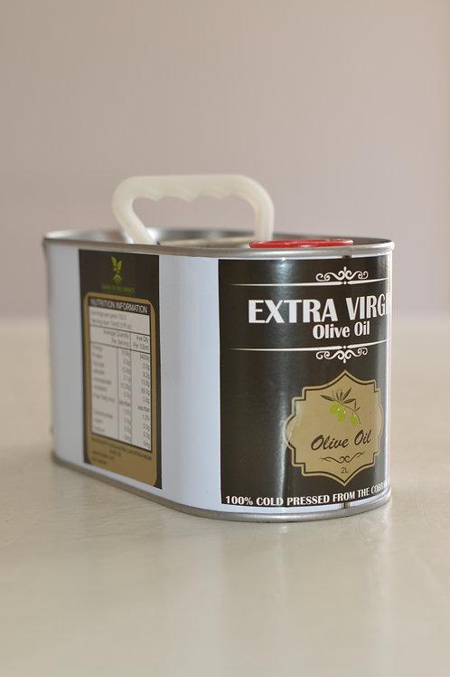 2 LITRE EXTRA VIRGIN OLIVE OIL
