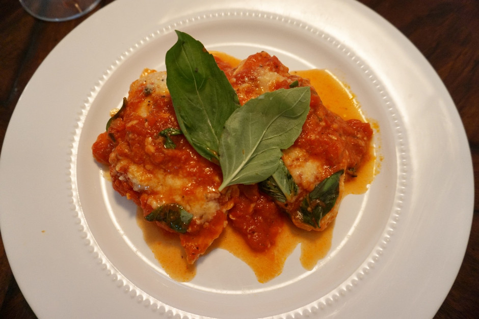 Marinara Chicken Recipe