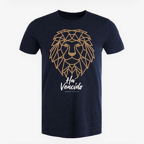 Edición 2021 Ha Vencido   Camisa Azul