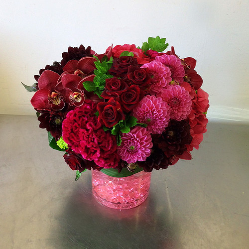 Red Bouquets