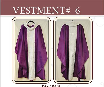 Vestment #6
