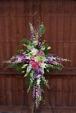 cross wreath 4