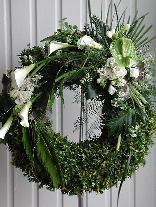 Circular Wreath - Discrete