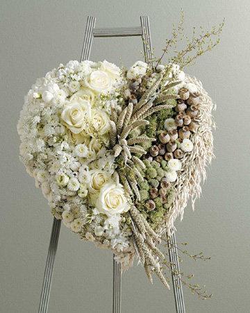 Heart Wreath - Elaborate