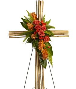cross wreath 1