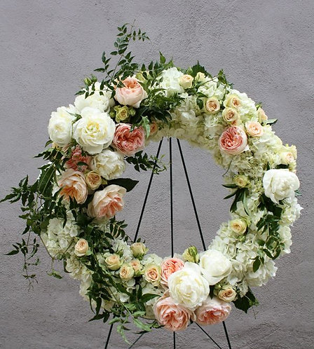 Circular Wreath - Elaborate