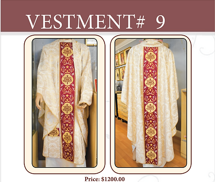 Vestment #9