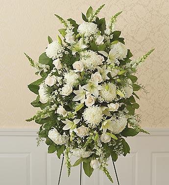 Flower Wreath - Elaborate