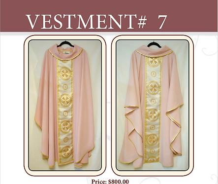Vestment #7
