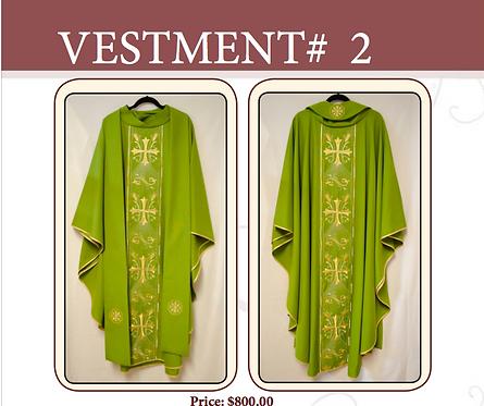 Vestment #2