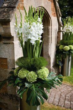 Tall Flower Arrangements