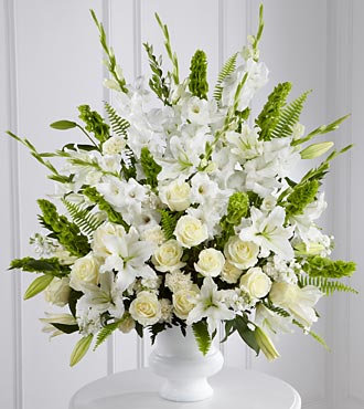 Flower Arrangements - Containers: Elaborate