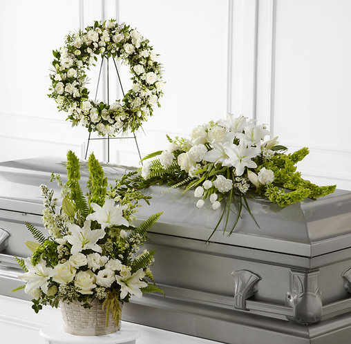 Tribute Decoration Package: C
