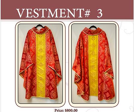 Vestment #3