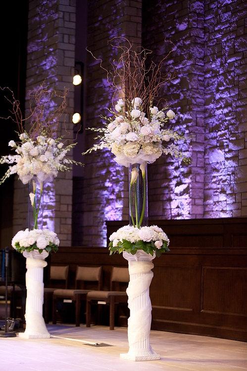 Tall Flower Arrangements #2