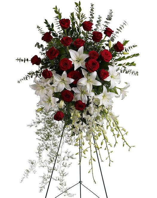 Flower Wreath - Intermediate