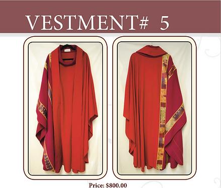 Vestment #5
