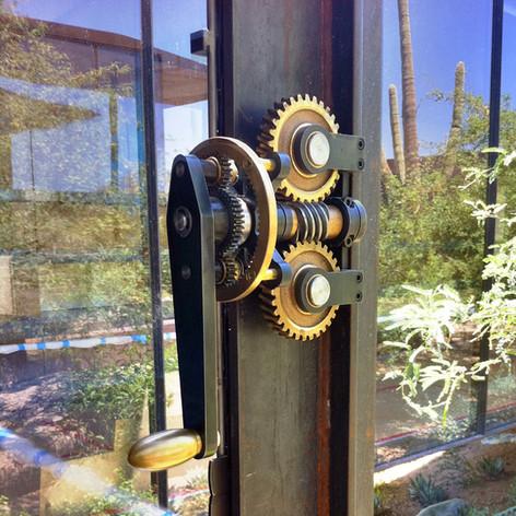 Custom Door Operator