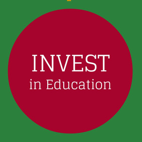 Education: A Community Investment