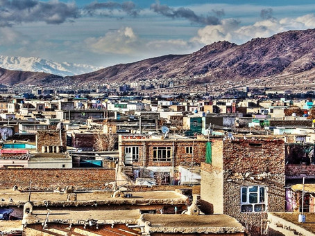 IDEAS BEYOND BORDERS EXPANDS 'HOUSE OF WISDOM 2.0' PROJECT TO HELP THE PEOPLE OF AFGHANISTAN