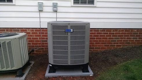 Out Heat Pump Unit