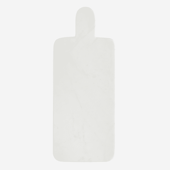 MARBLE CHOPPING BOARD 15x37 cm