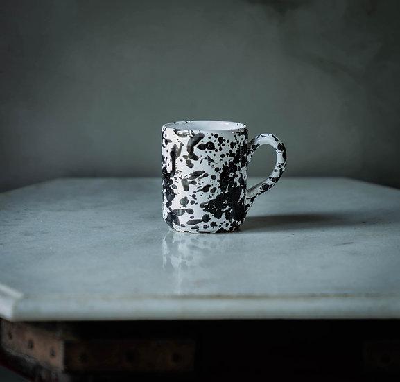Kaffemugg Spruzzi Black