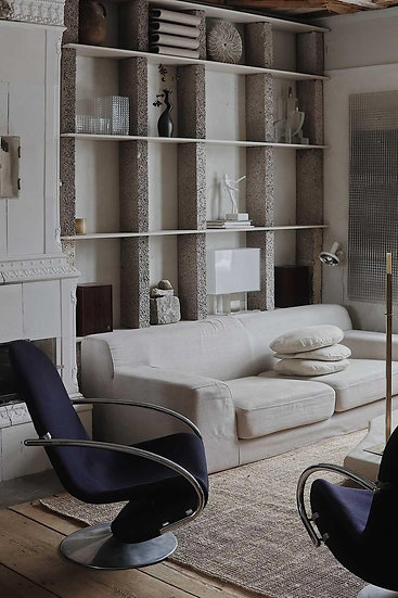 Verner Panton 1 2 3 Lounge chair