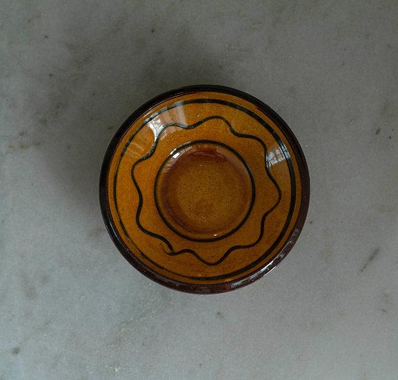 4 St Handmade Skål