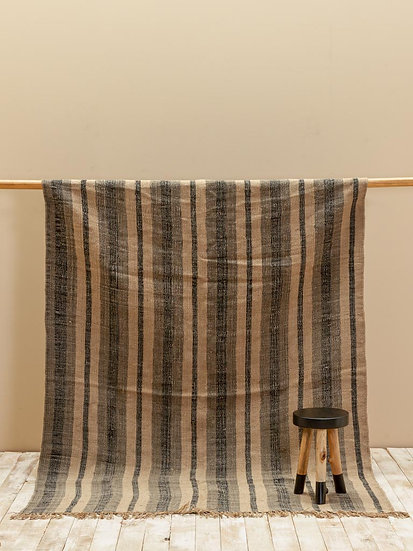 Dark grey rug Cap Ferret