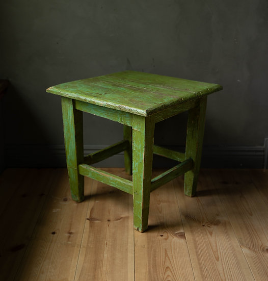 Vintage Stol Green