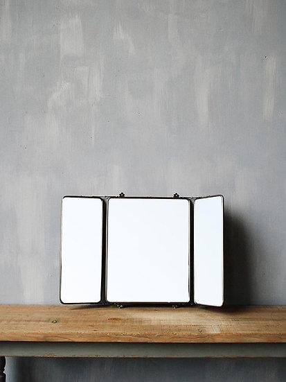 Folding mirror 85 cm