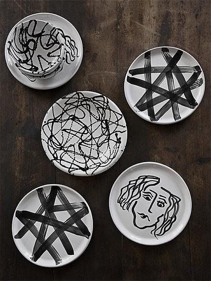 Isra dinner plate 24 cm