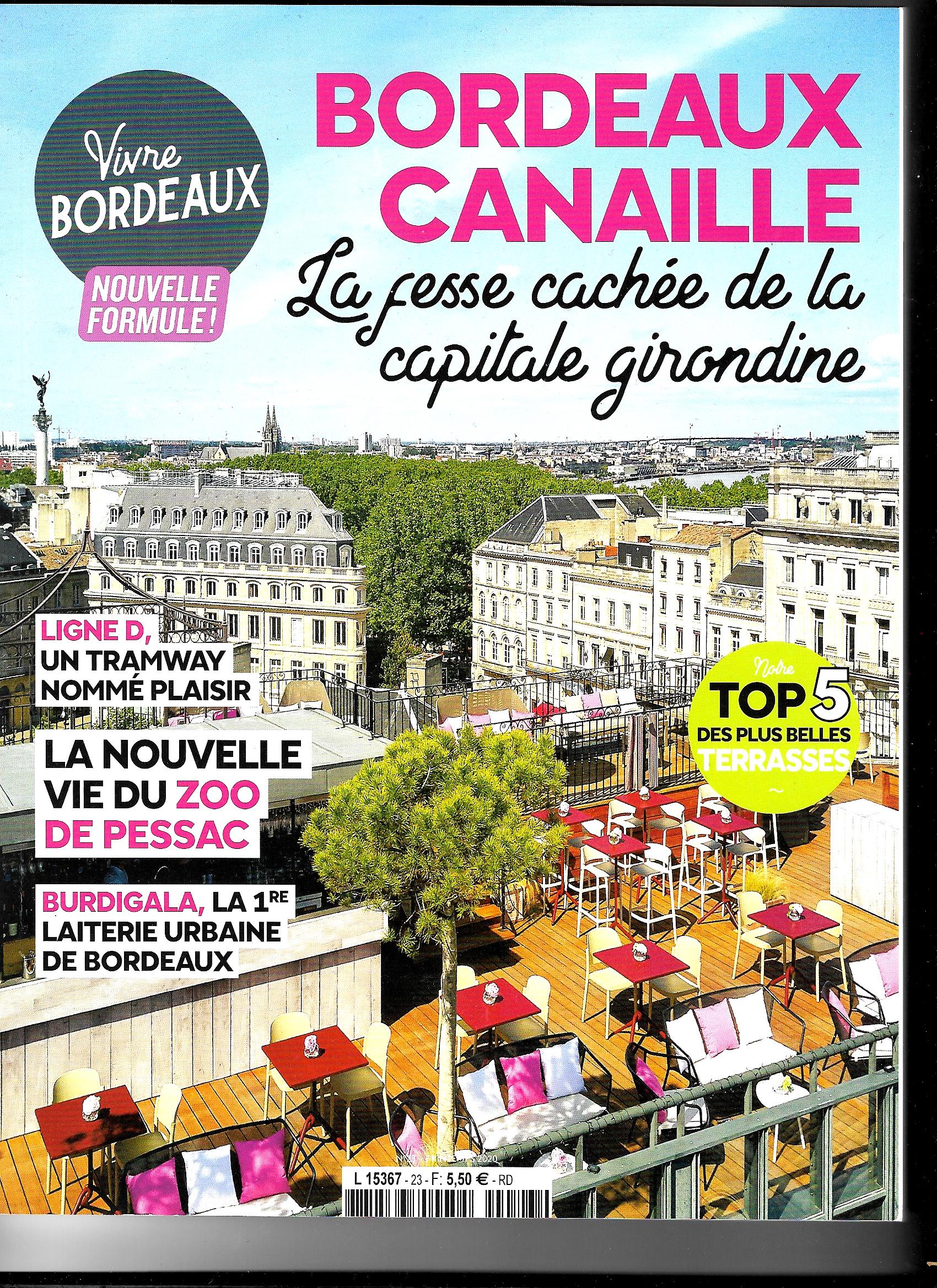Bordeaux Canaille - mars 2020