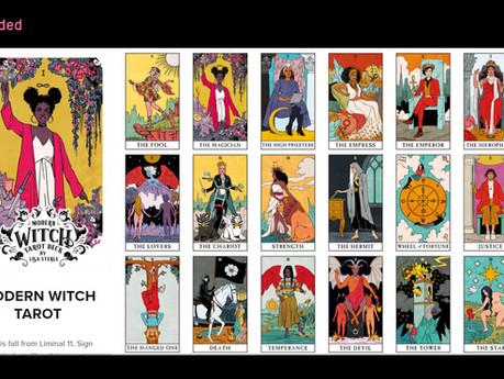 Feminista Recommended : Modern Witch Tarot ไพ่ทาโรต์สำหรับคนที่เชื่อในเฟมินิสม์และความหลากหลาย