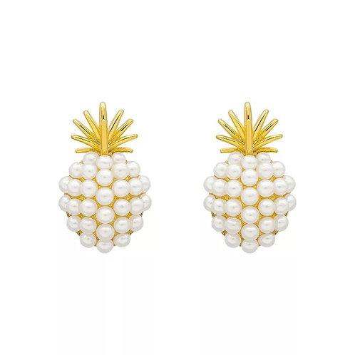 Baby Pineapple Stud Earring