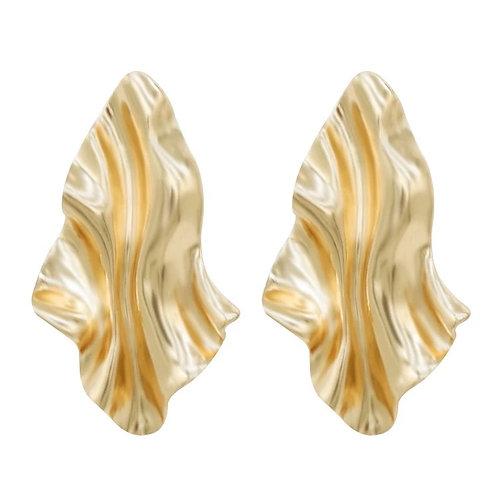 Lava Stud Earring