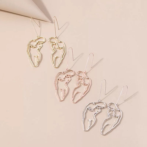 Intimate Thoughts Earring
