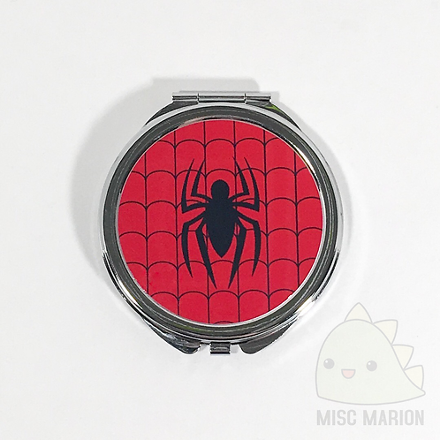 Spiderman Pocket Mirror
