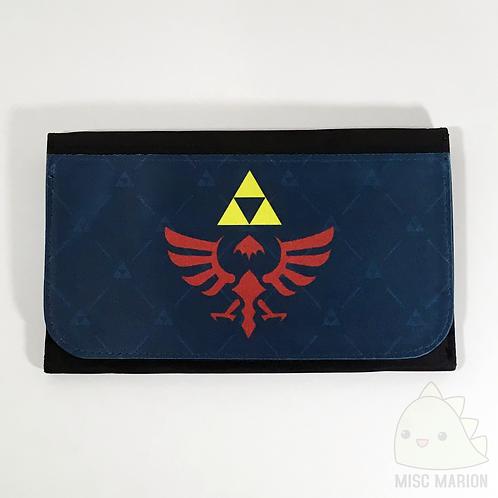 Legend of Zelda Clutch Canvas Wallet